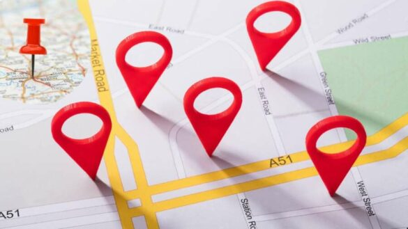 Listings management dramatically boosts local search visibility according to Uberall study of 115,000 business locations